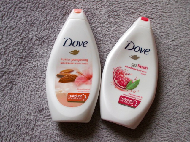dove body wash egletv