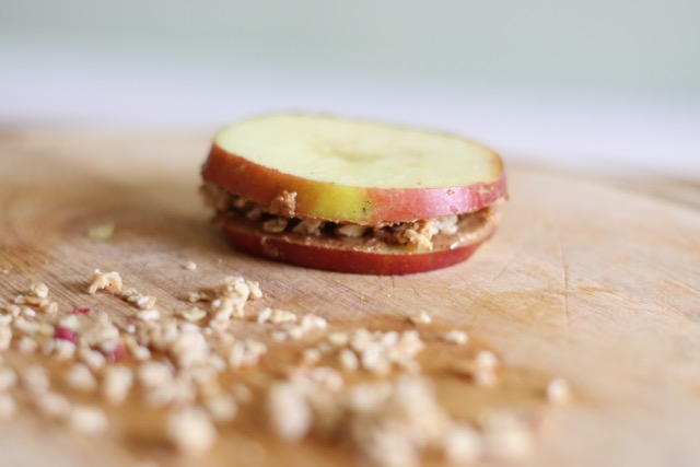 healthy snack sandwich egletv
