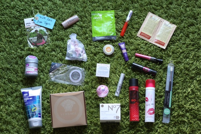 itwbn egletv goodie bag contents