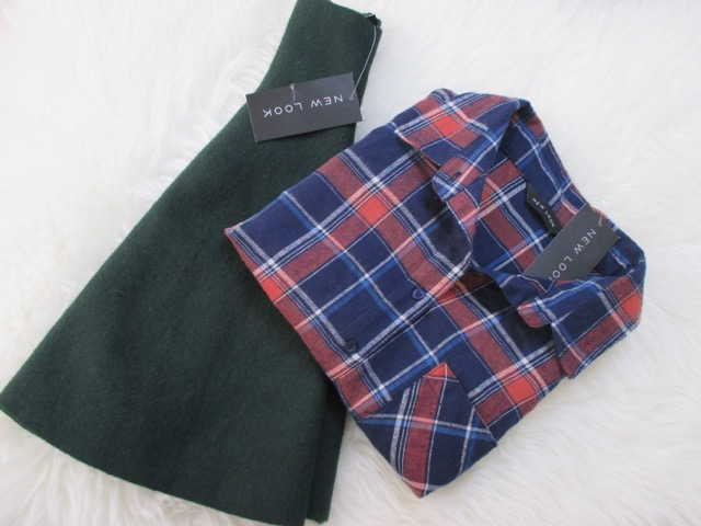 new look clothing haul egletv