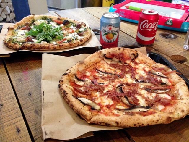 thedoughbros pizza galway egletv