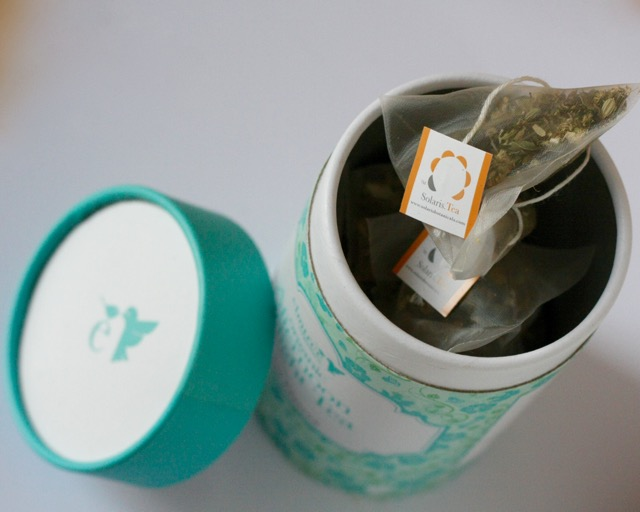 egleTV solaris tea elmtree teabag