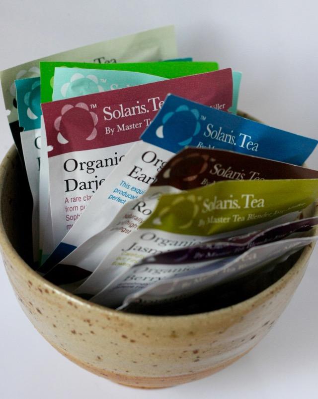 egleTV solaris tea romas poterie